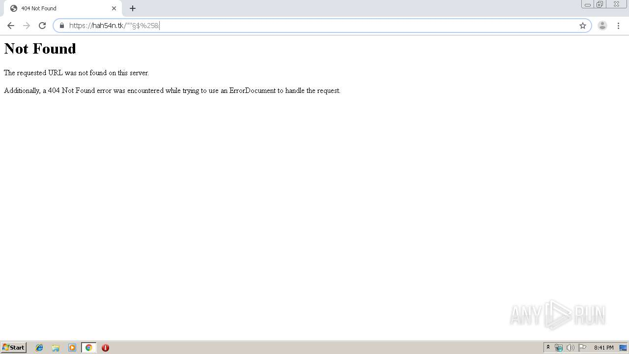 Screenshot of unknown taken from 35599 ms from task started