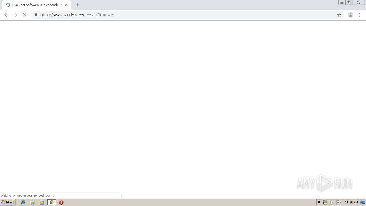 Screenshot of unknown taken from 100285 ms from task started