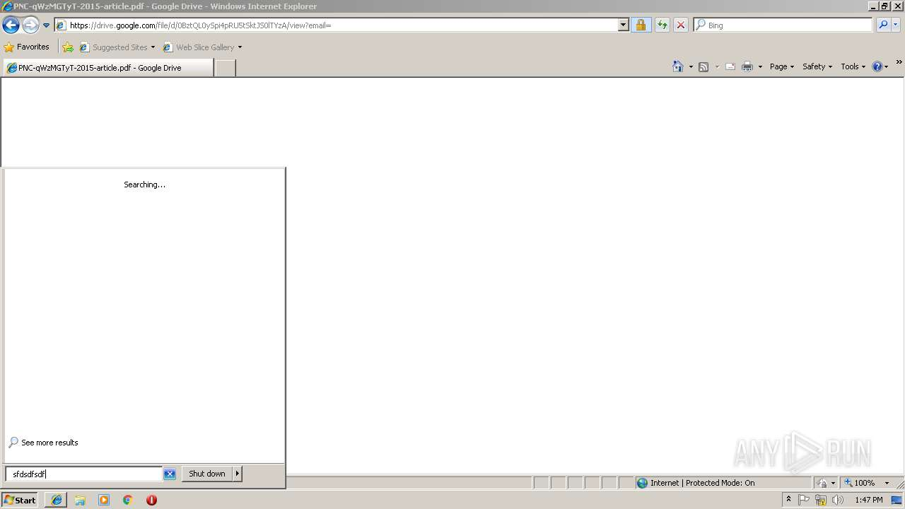 Screenshot of unknown taken from 99864 ms from task started