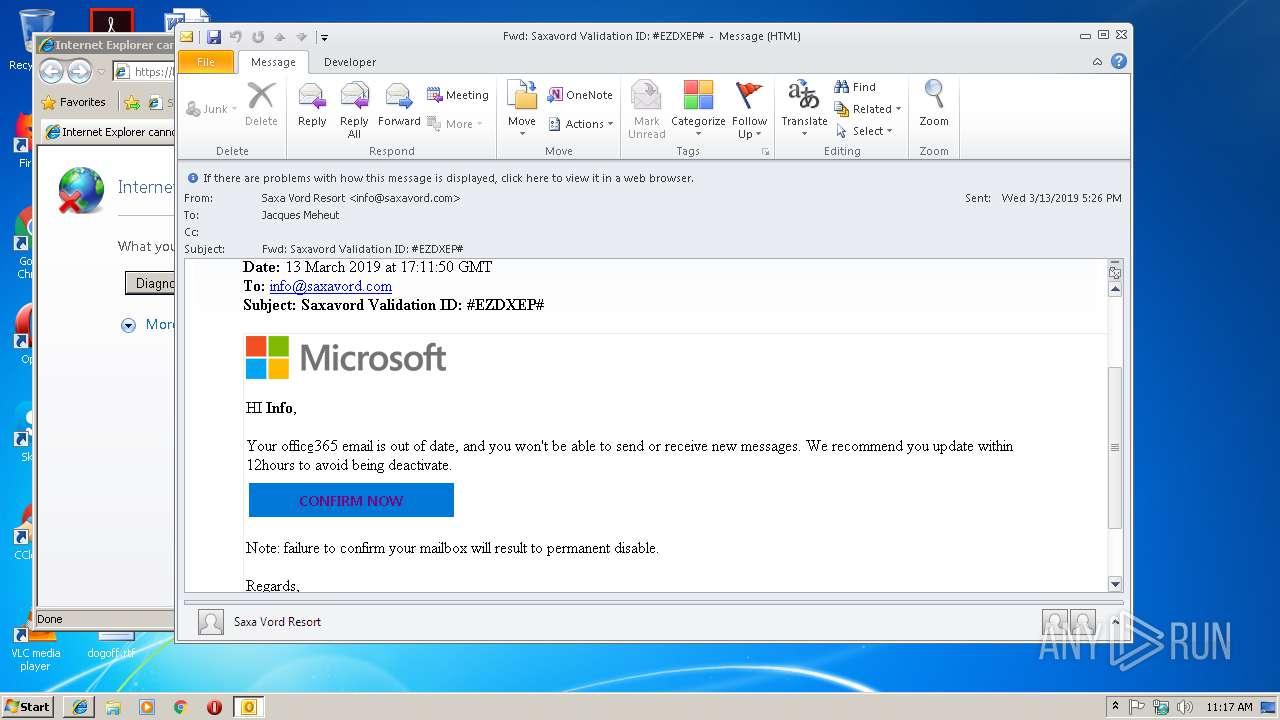 Screenshot of ebfbcba68983fc80e1621193b94ae6cab25e29f56ade9fabd29e5a1ea73f8748 taken from 40814 ms from task started