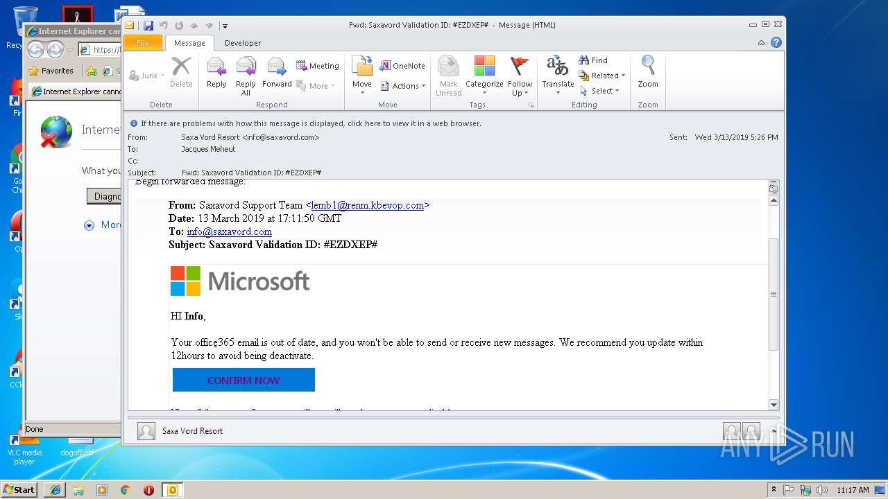 Screenshot of ebfbcba68983fc80e1621193b94ae6cab25e29f56ade9fabd29e5a1ea73f8748 taken from 45816 ms from task started