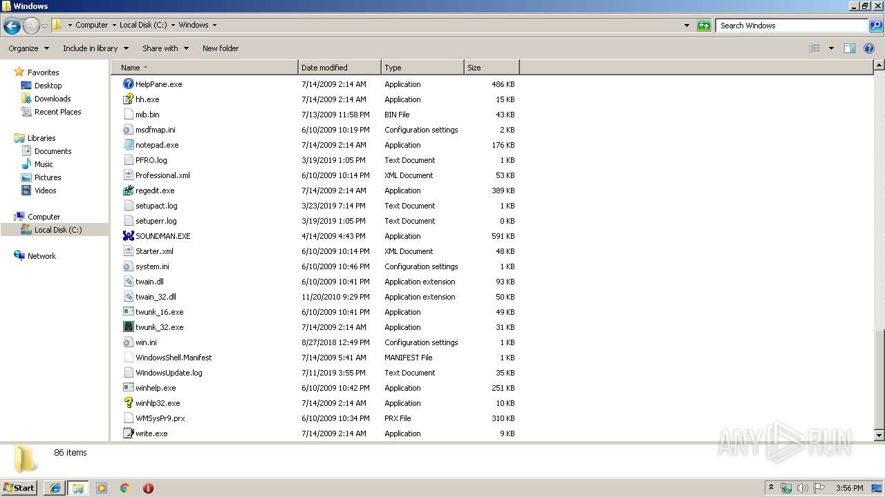 Screenshot of unknown taken from 65672 ms from task started