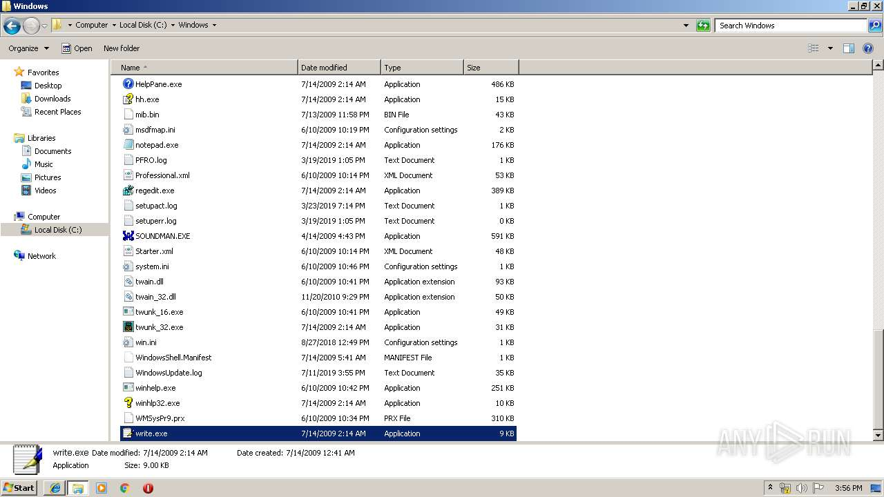 Screenshot of unknown taken from 76724 ms from task started