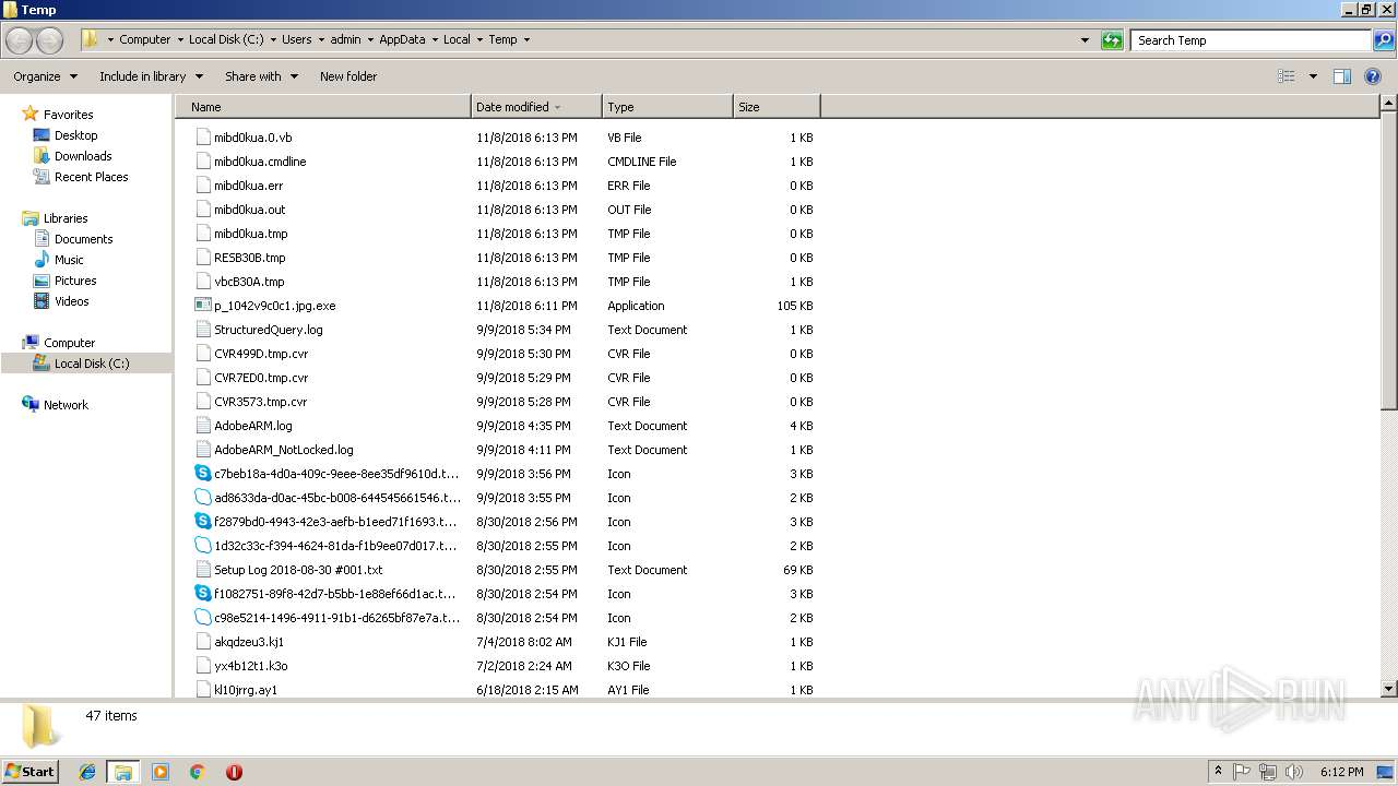 Screenshot of 0d398359c66e65c7c23e23f98732593a6a7a1eb91947249b639f3443fd65b36e taken from 100968 ms from task started
