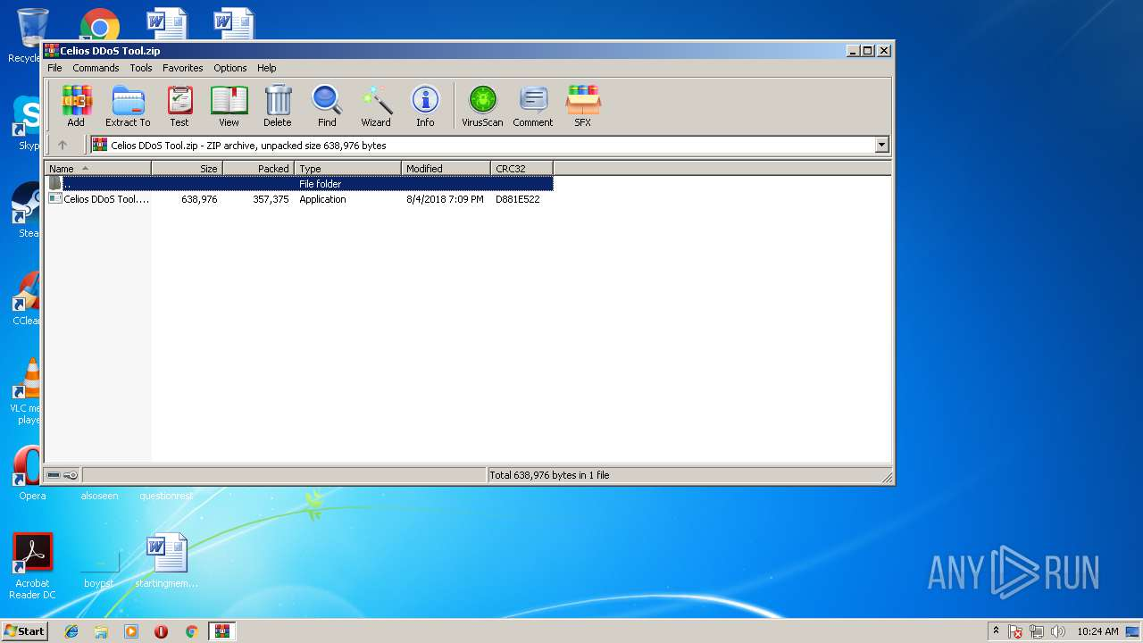 Celios DDoS Tool zip (MD5: C2F38FF2C6E8585B1DD7E97479F0C3A4