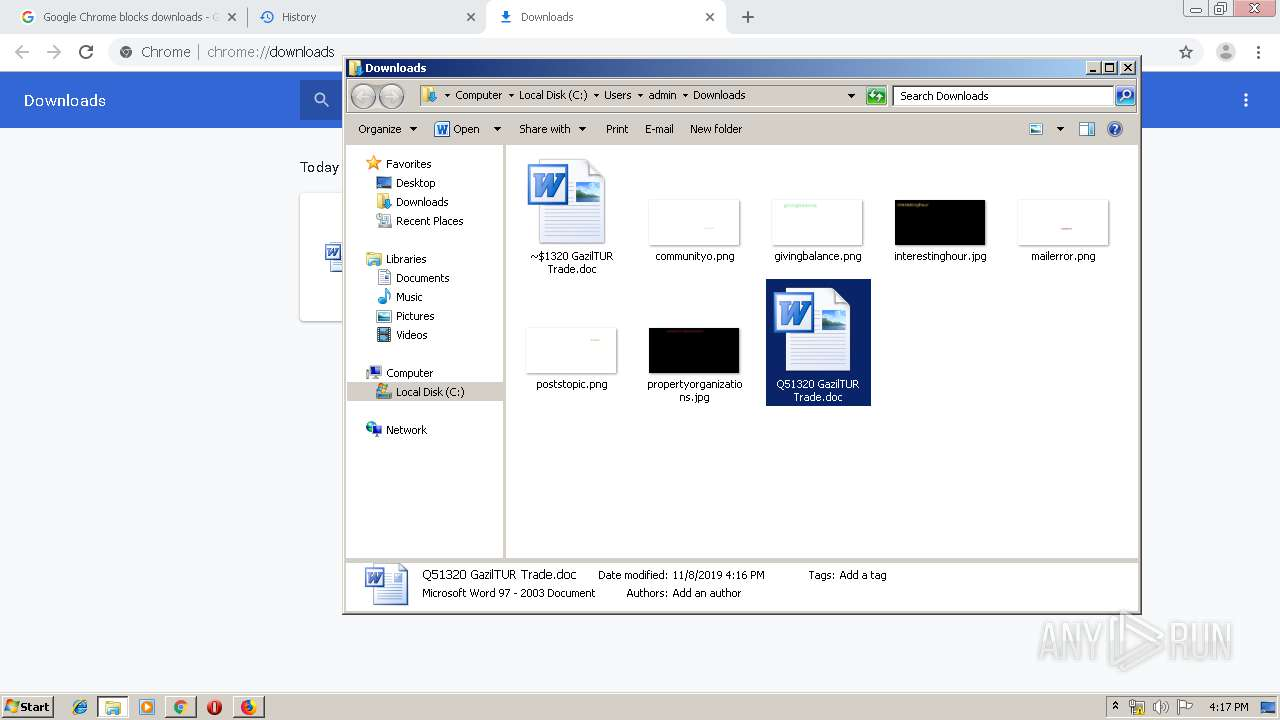 Screenshot of unknown taken from 200614 ms from task started