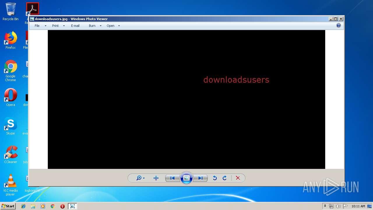 Screenshot of 57198018c1b8778547e255541504e536304ecfa34fd291caa857ffc8554c006f taken from 37423 ms from task started