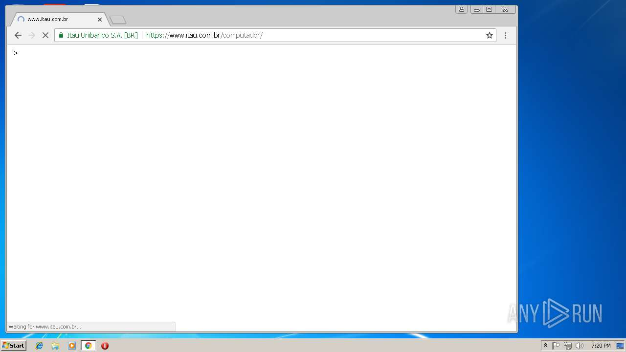 Screenshot of 7c9f3607e7ded8209a0d73274834dc35cc0b0300ffb882f0dd4d4114959e9ece taken from 54829 ms from task started