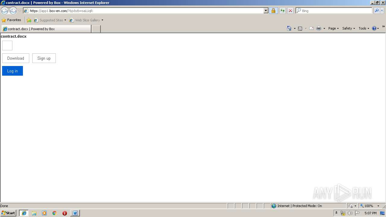 Screenshot of unknown taken from 154592 ms from task started