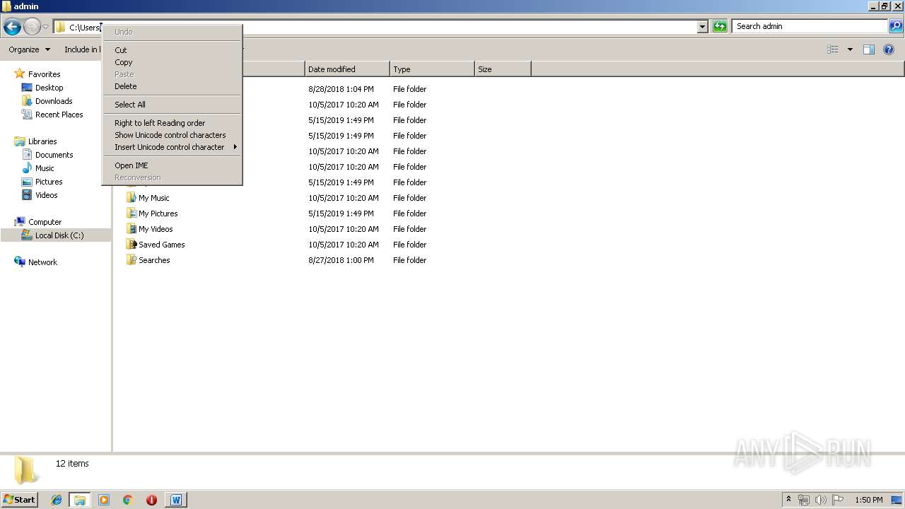 Screenshot of 782aaa0063c02912db06d46780f6d95c60433aba4933874f5084287c8960a44d taken from 65535 ms from task started