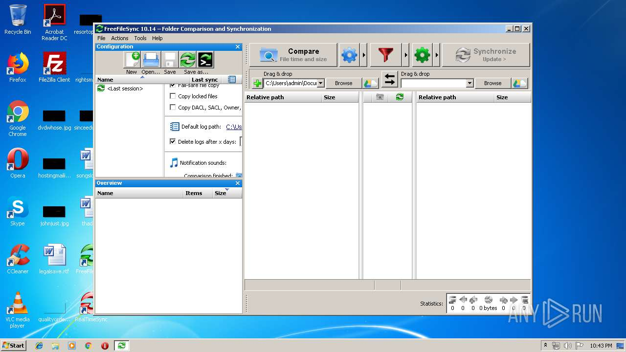 Screenshot of unknown taken from 206059 ms from task started