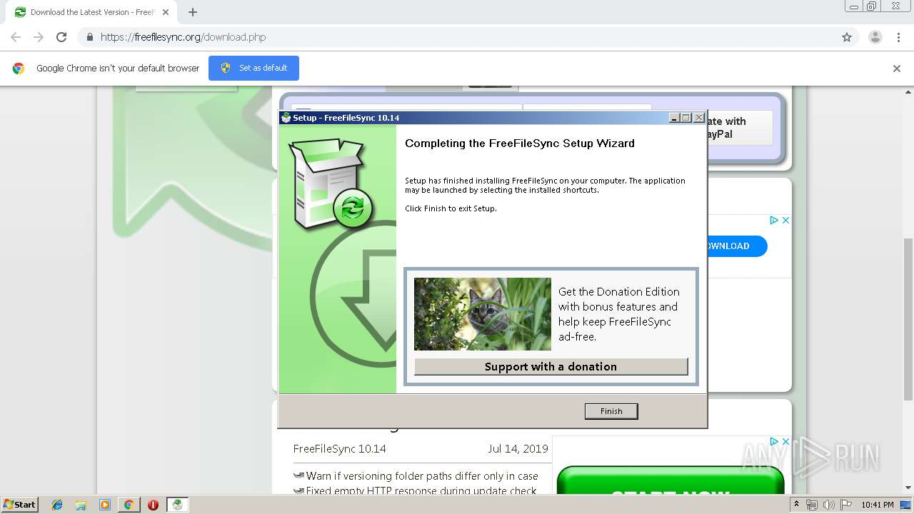 Screenshot of unknown taken from 117449 ms from task started