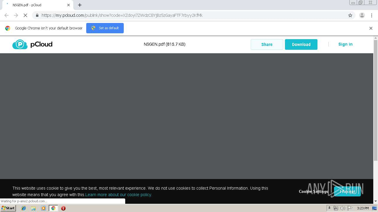 Screenshot of unknown taken from 39624 ms from task started
