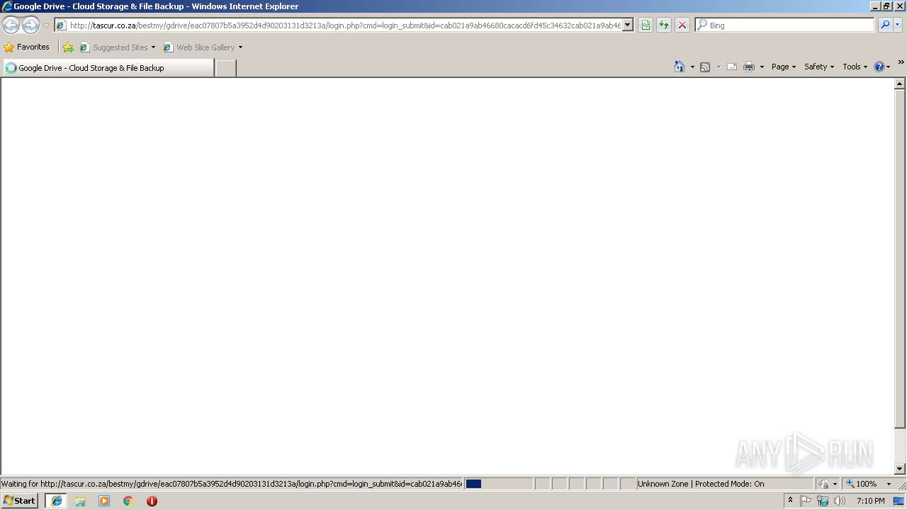 Screenshot of unknown taken from 50357 ms from task started