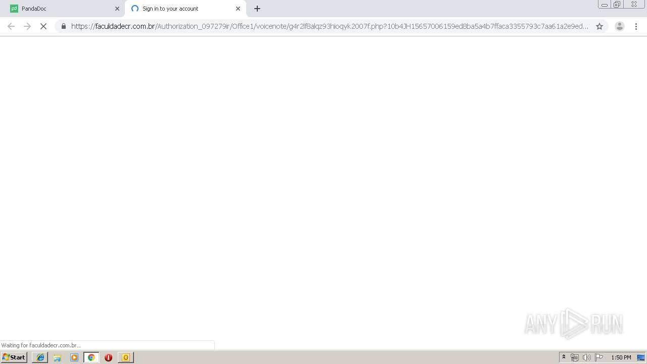 Screenshot of 4557ecee82ea3ffb23e5b6c77c3aba90a98bfeaf2723f07060ec95edfab88be7 taken from 108674 ms from task started