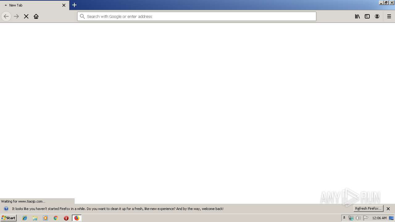 Screenshot of unknown taken from 17201 ms from task started