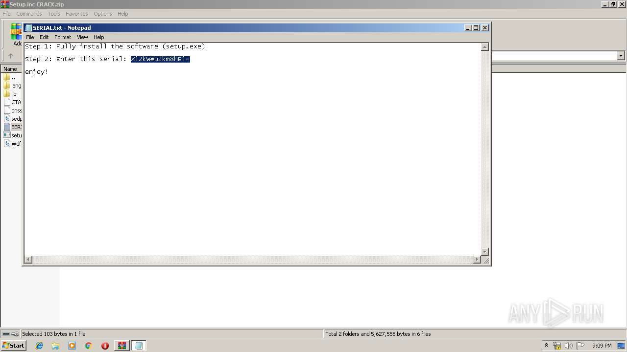 Screenshot of 0aacf8650f7ae9801c1df492a39c2d5ef8c99cd00d20cb80468c1693f78227a4 taken from 53832 ms from task started