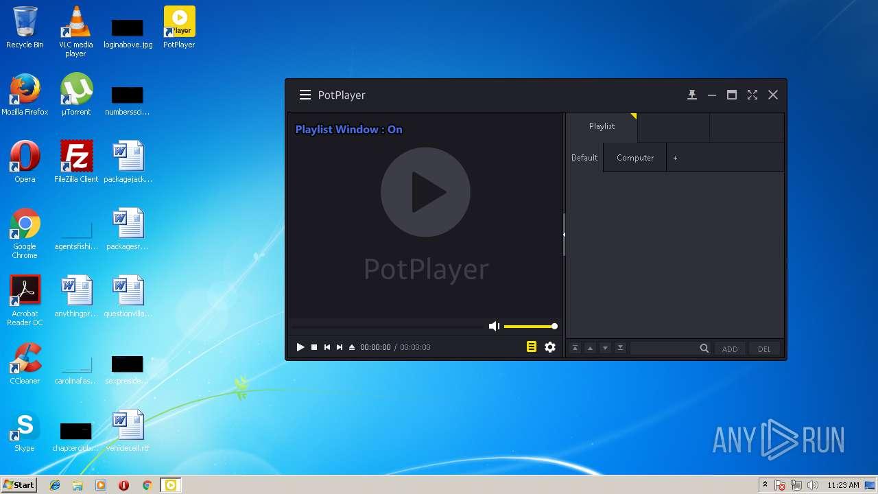 PotPlayerSetup exe