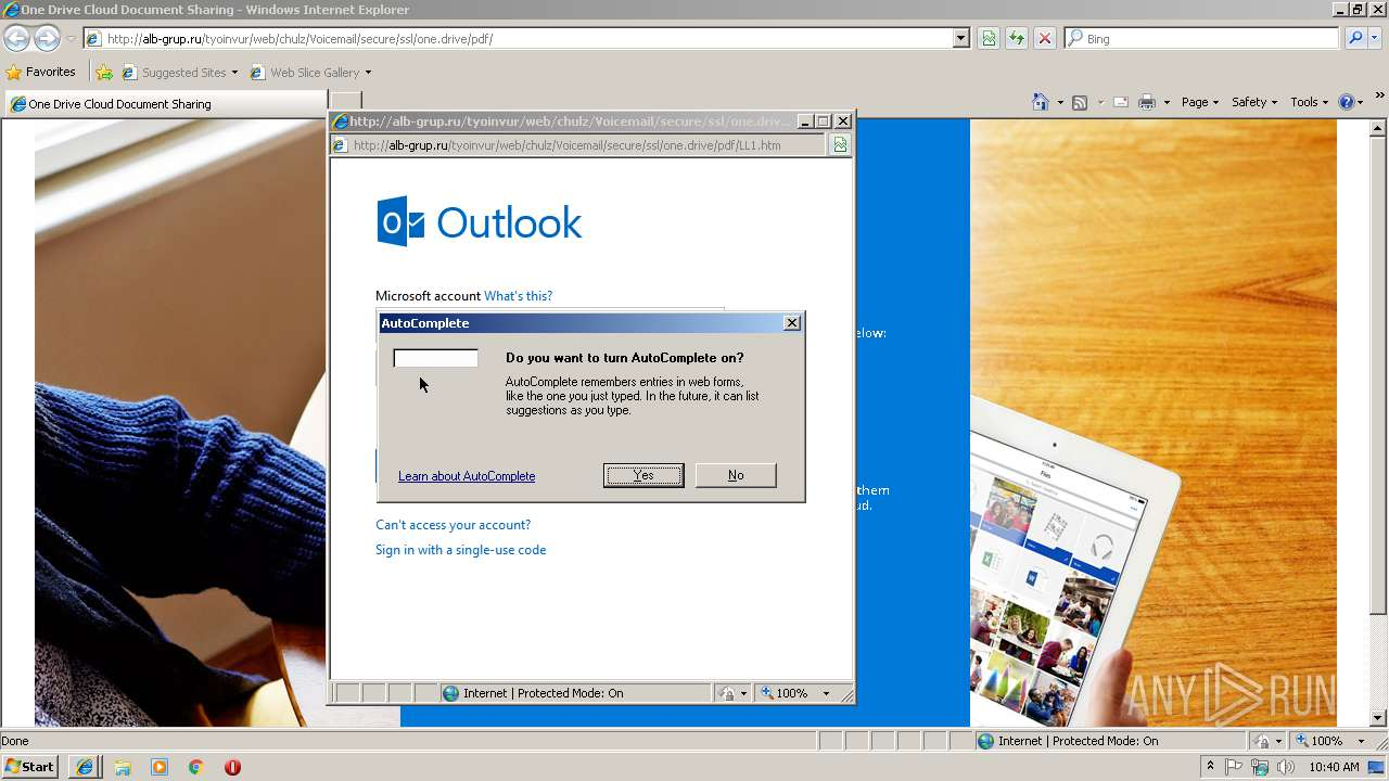 Screenshot of unknown taken from 47306 ms from task started