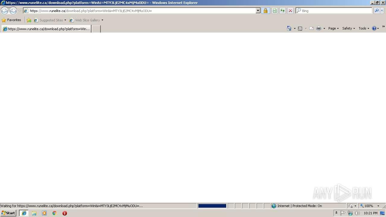Runelite Not Downloading
