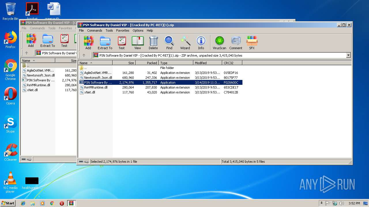 PSN Software By Daniel VIP - [Cracked By PC-RET](1) zip (MD5