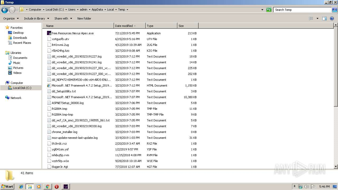 Screenshot of 3cb3562a3c02c48fd941260baa072fc388f0c6cab5c5f90a143caaab291cd9f9 taken from 54856 ms from task started