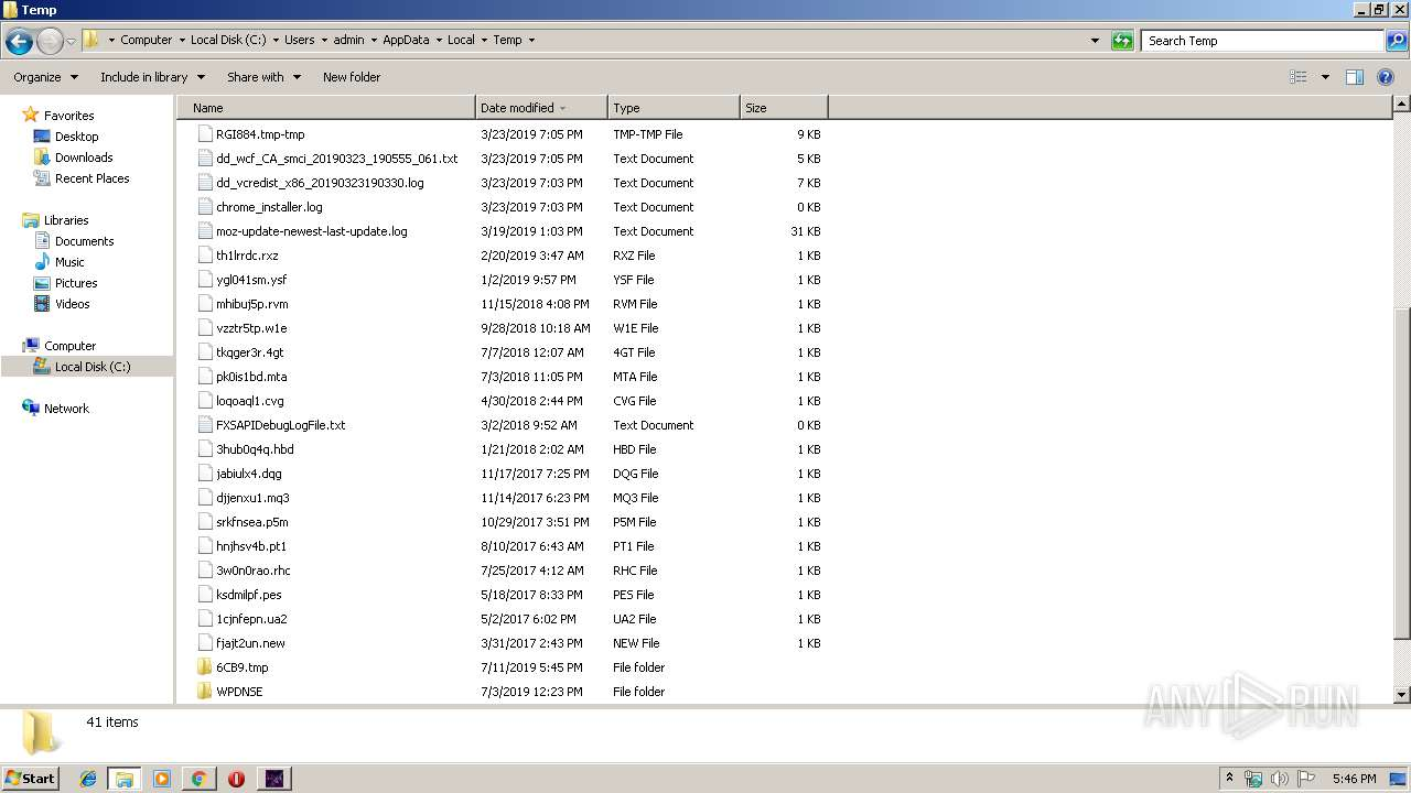 Screenshot of 3cb3562a3c02c48fd941260baa072fc388f0c6cab5c5f90a143caaab291cd9f9 taken from 55857 ms from task started