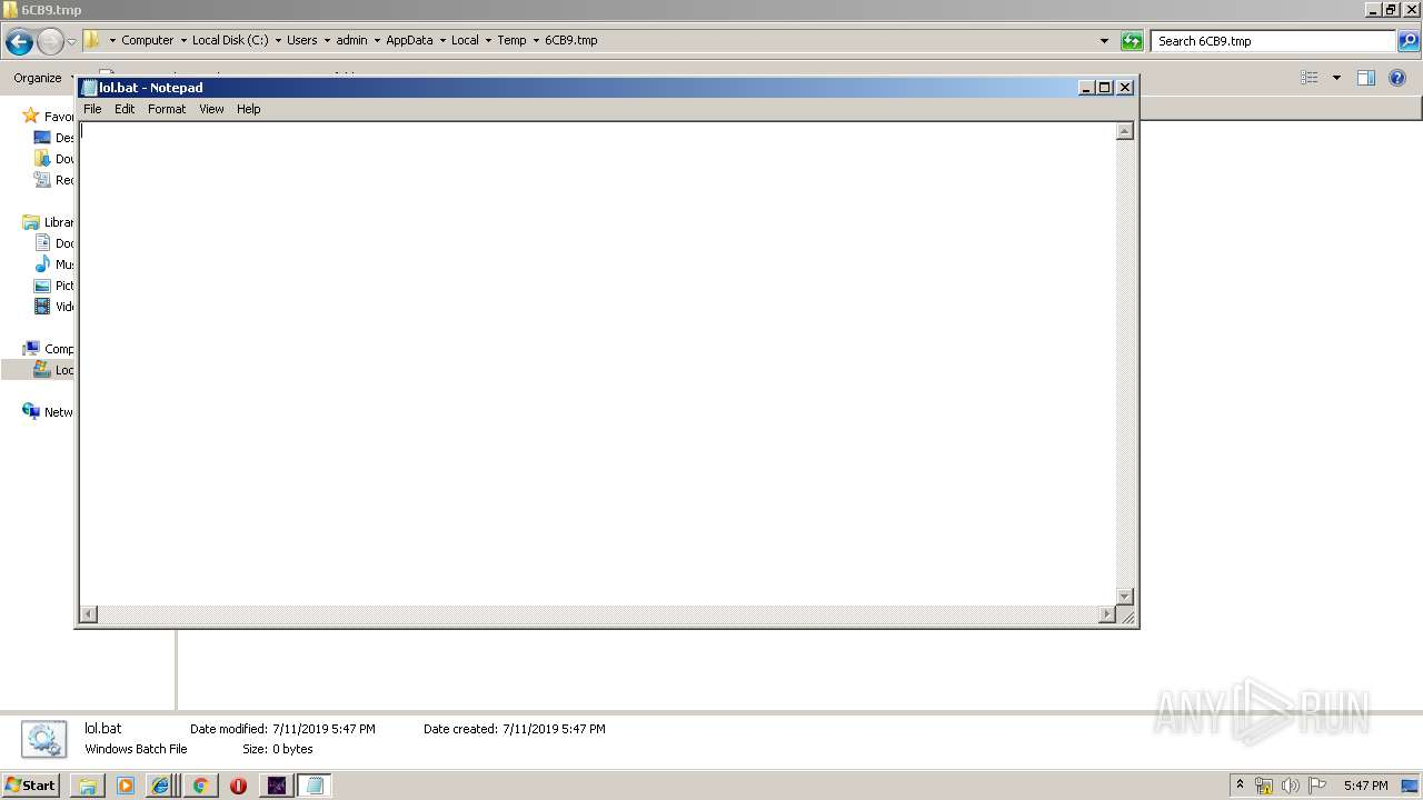 Screenshot of 3cb3562a3c02c48fd941260baa072fc388f0c6cab5c5f90a143caaab291cd9f9 taken from 132798 ms from task started