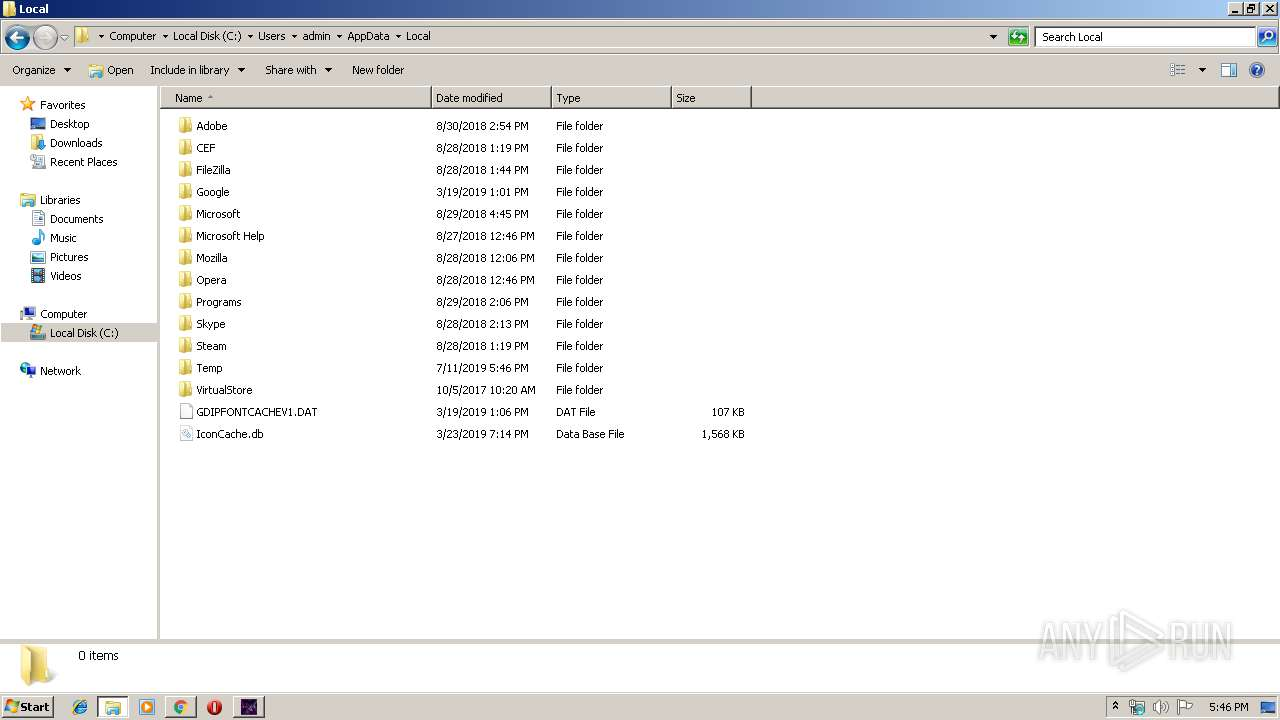 Screenshot of 3cb3562a3c02c48fd941260baa072fc388f0c6cab5c5f90a143caaab291cd9f9 taken from 46830 ms from task started