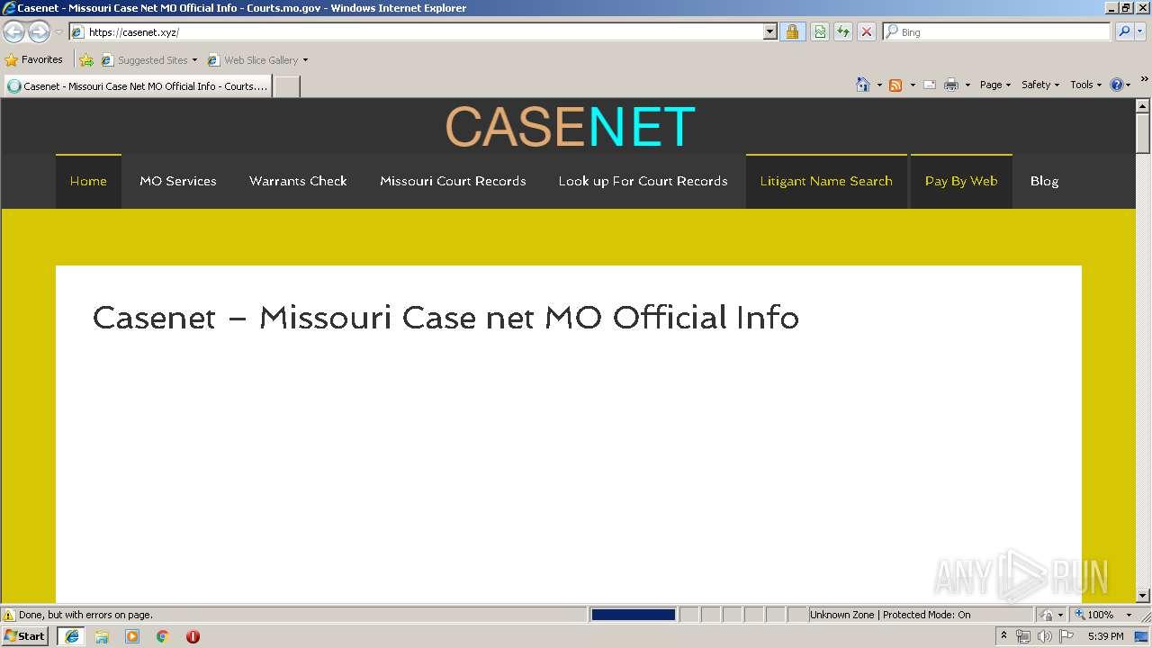 https://casenet xyz   ANY RUN - Free Malware Sandbox Online