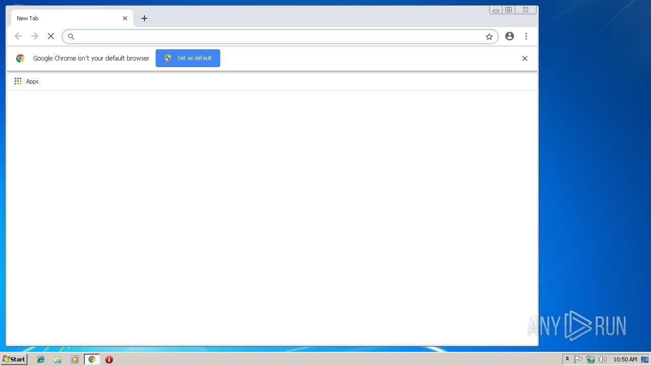 Google Chrome exe