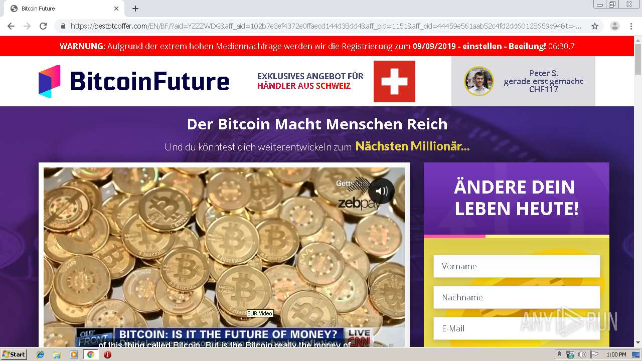 43115 bitcoins