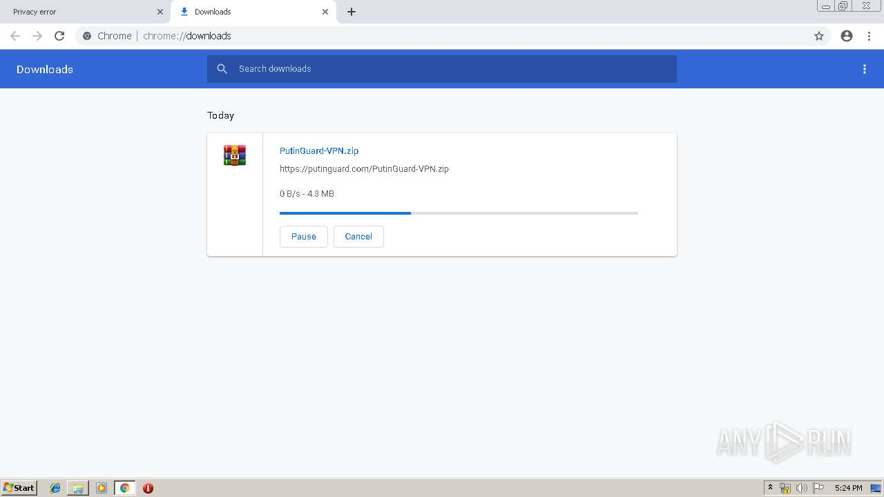 Screenshot of unknown taken from 79841 ms from task started