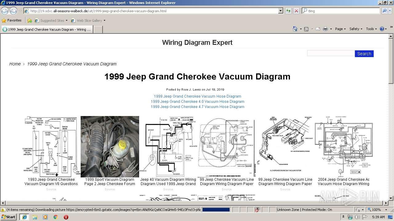 2001 Jeep Grand Cherokee Ac Wiring Diagram