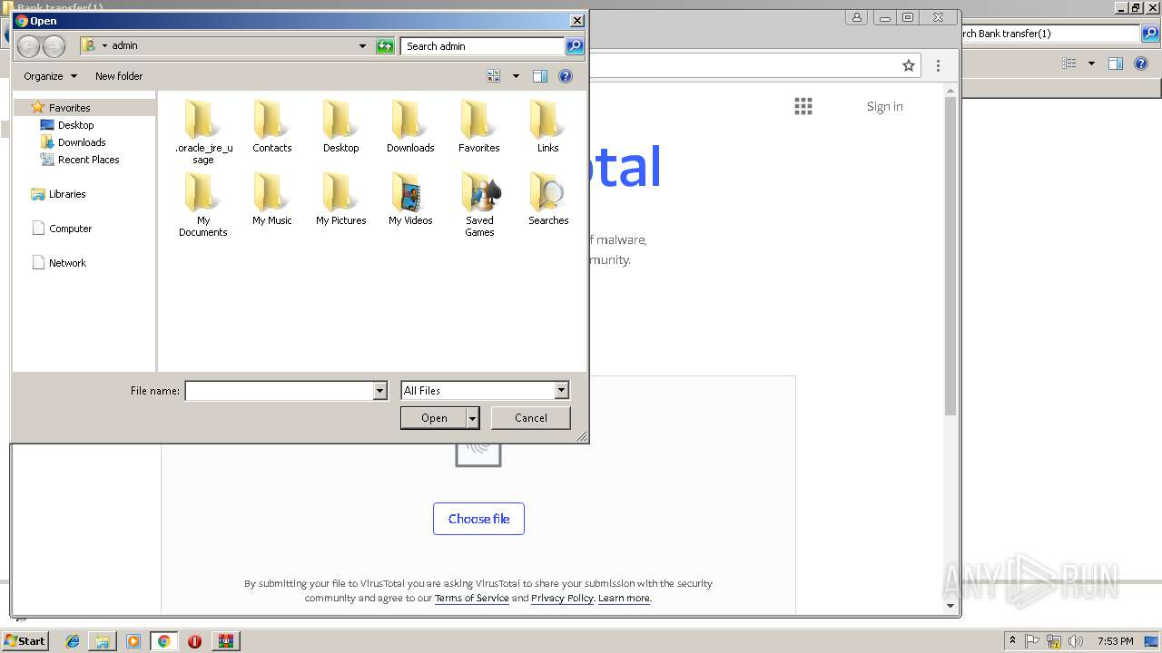 Screenshot of b08eda10aa983fc9b1cbd27ae11e2eaa1625daa55749b7c456c8924eb773828e taken from 100027 ms from task started