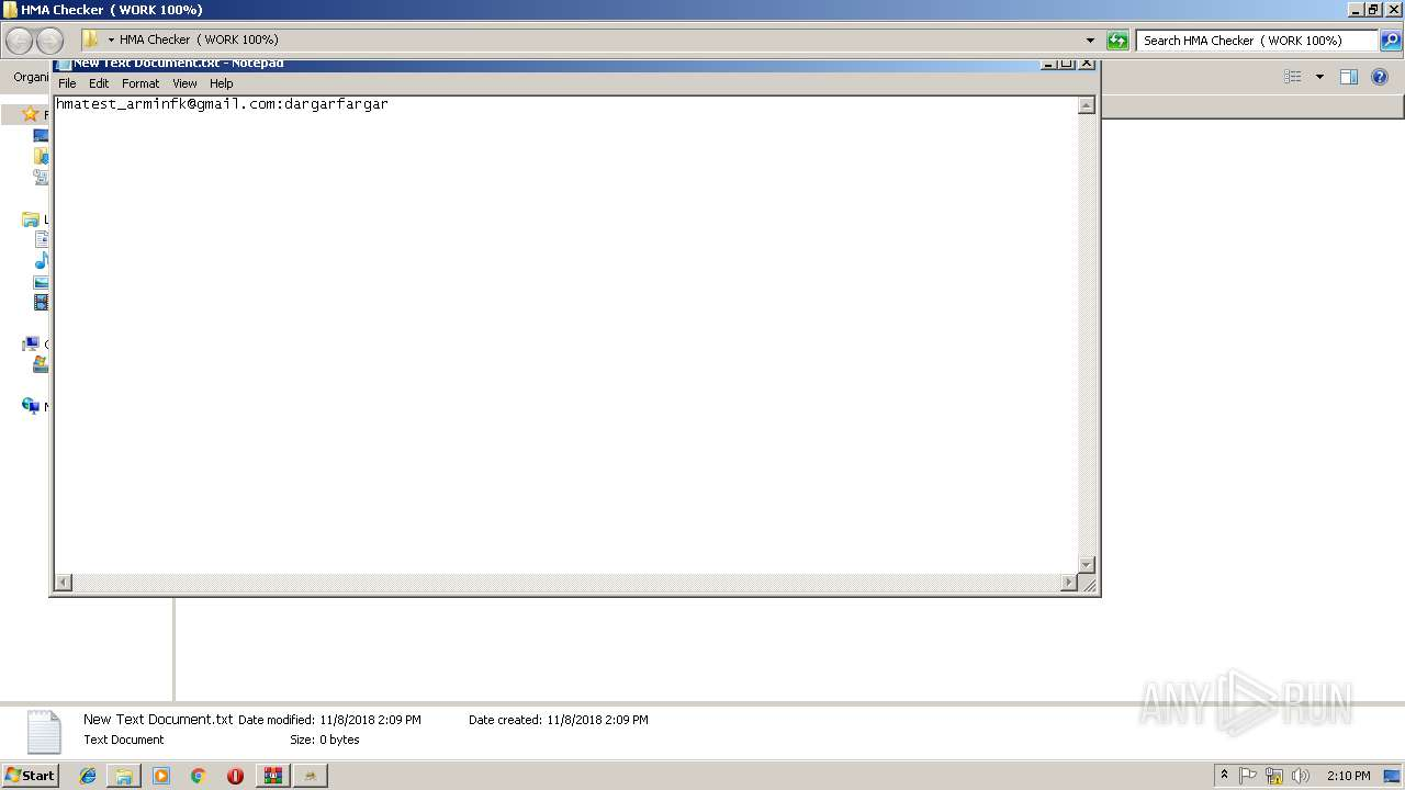 Screenshot of a534365fe9104abfb60a12e827fa2fc2220a52486e3ff1298c4220cbfd3e3ec5 taken from 209327 ms from task started