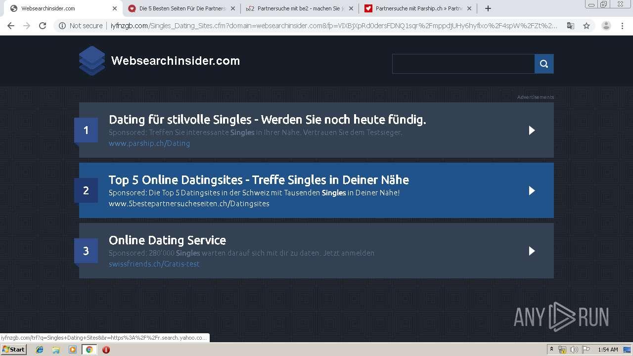 Yahoo dating sites gratis