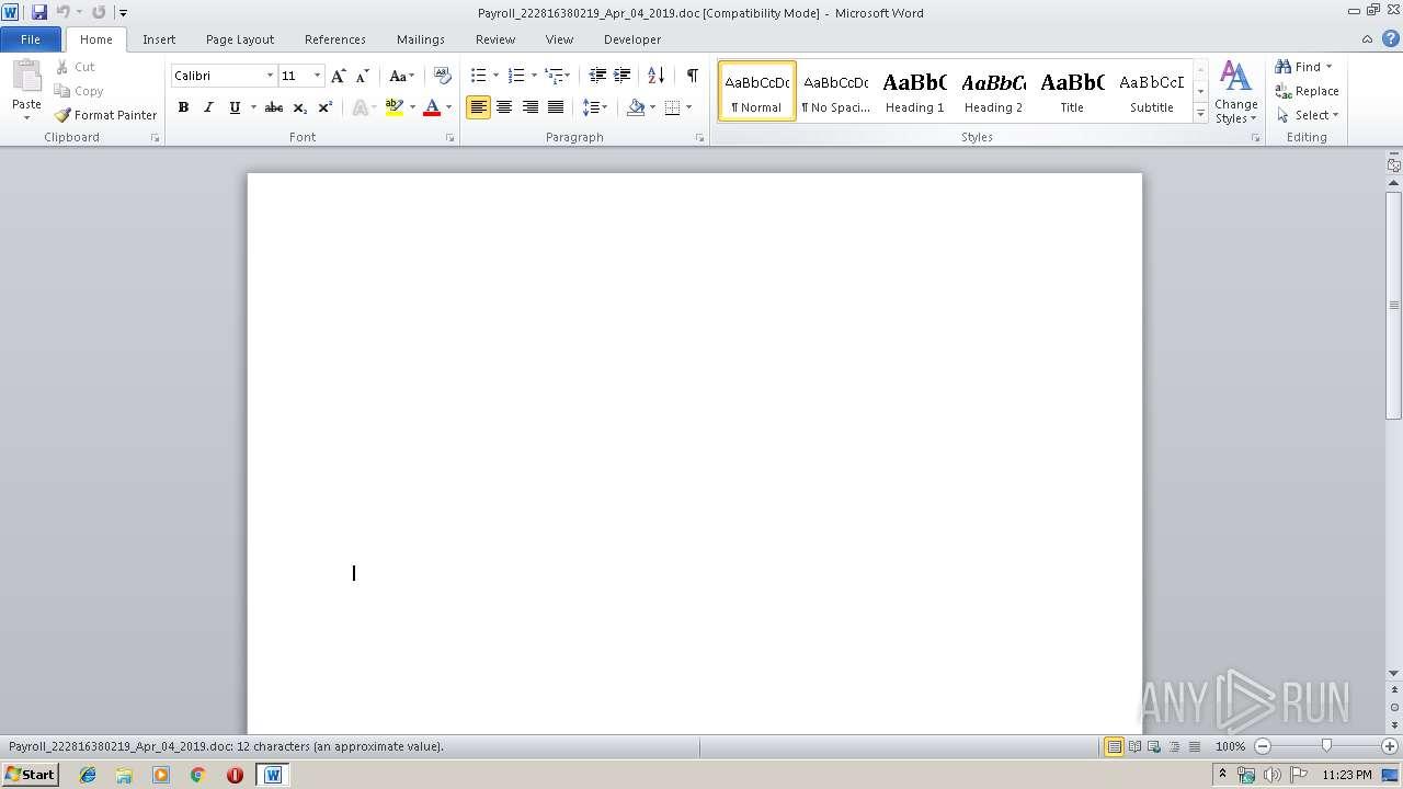 Screenshot of fdf5ae819c2ea1ddaebce884e2839e459fbd80ec980915669e6e8b9f54cc2602 taken from 17897 ms from task started