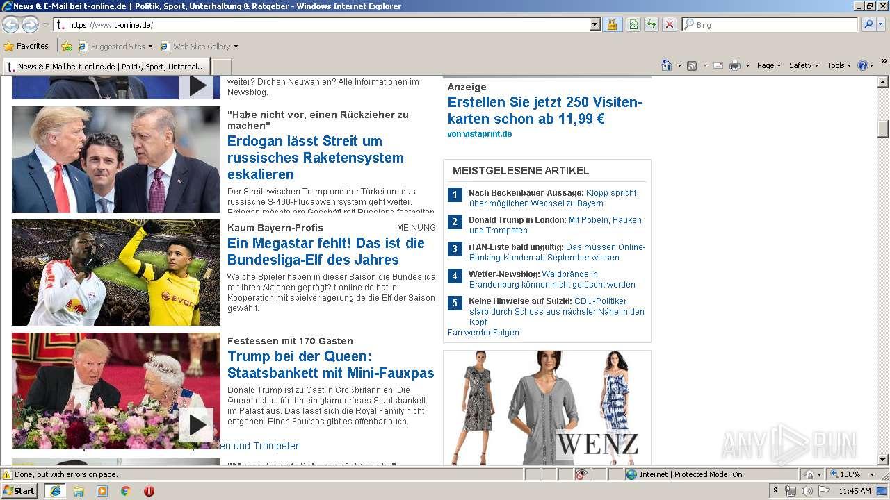 t-online.de unterhaltung