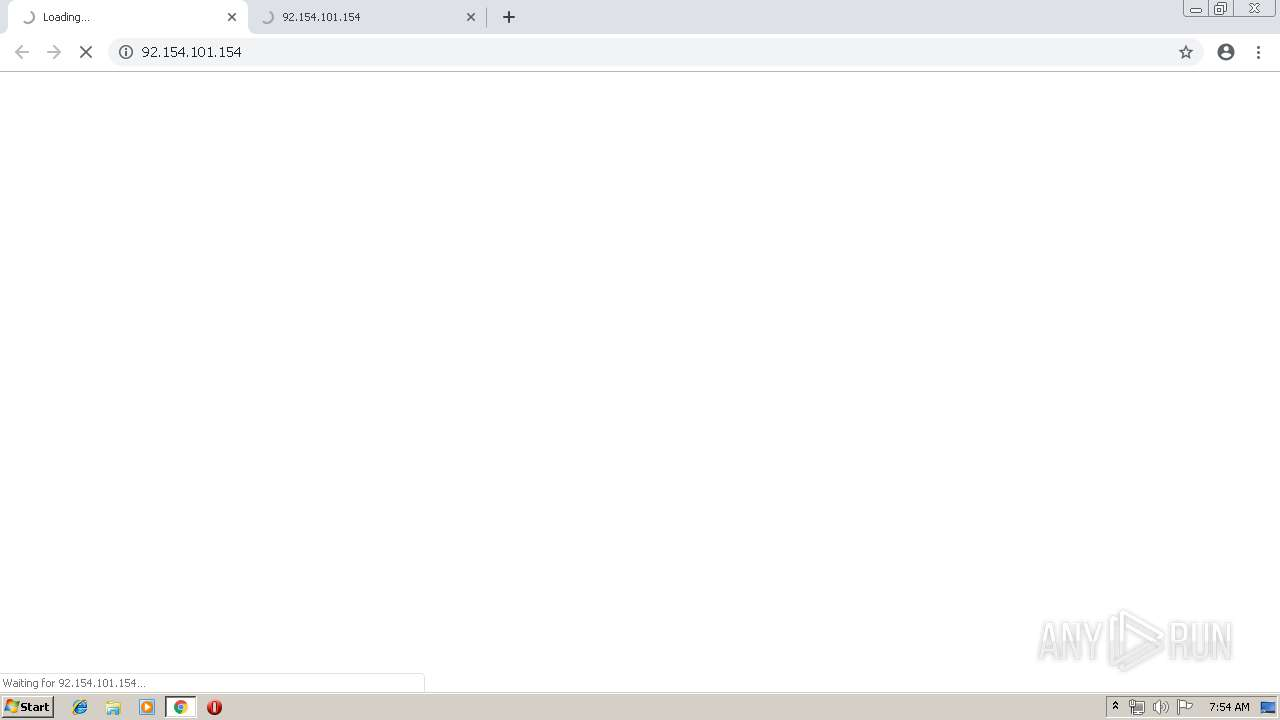 Screenshot of unknown taken from 214398 ms from task started