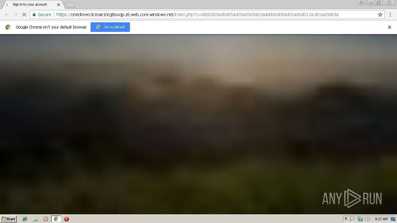 Screenshot of unknown taken from 30428 ms from task started