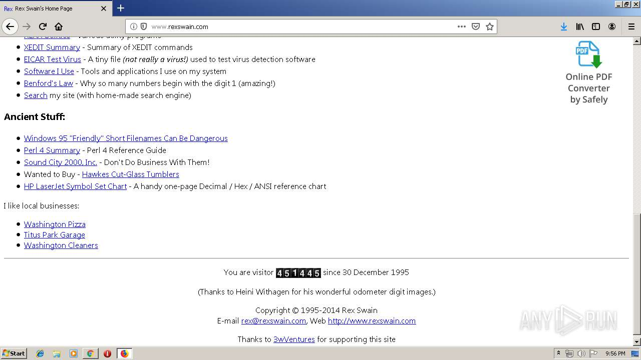 Screenshot of unknown taken from 93441 ms from task started