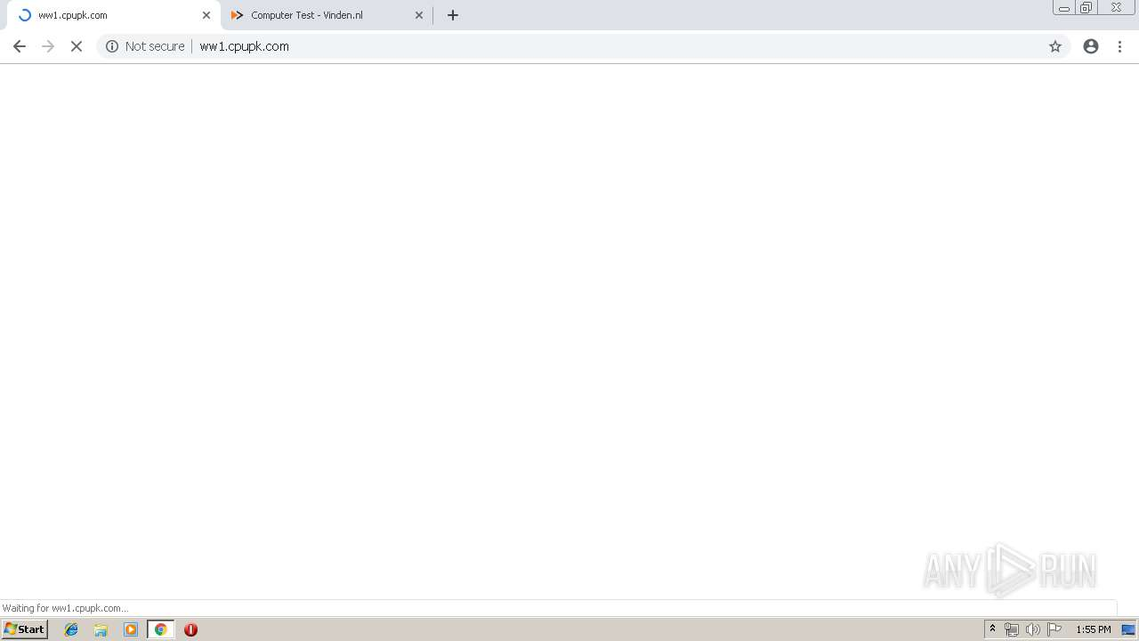 Screenshot of unknown taken from 113097 ms from task started
