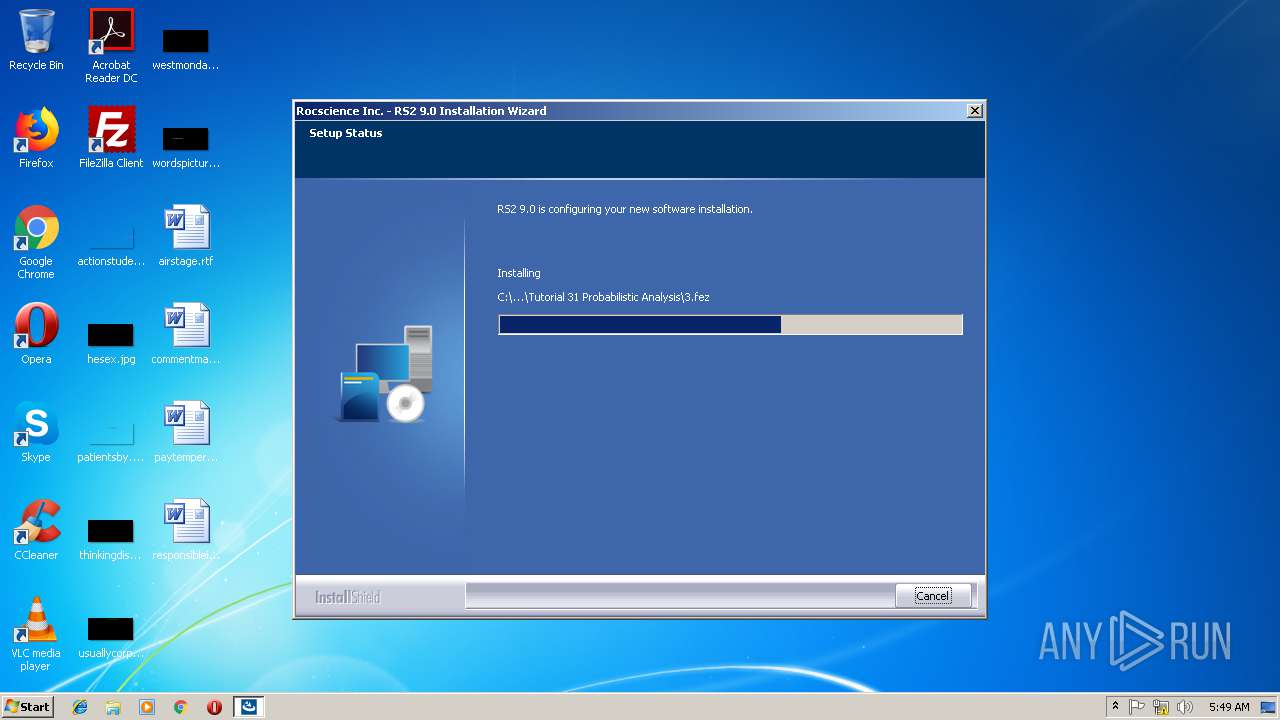 http://downloads rocscience com/phase2/rs29030f05s exe | ANY RUN