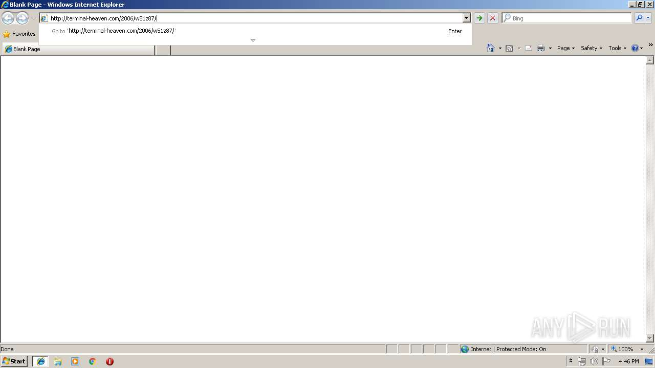 Screenshot of unknown taken from 36577 ms from task started