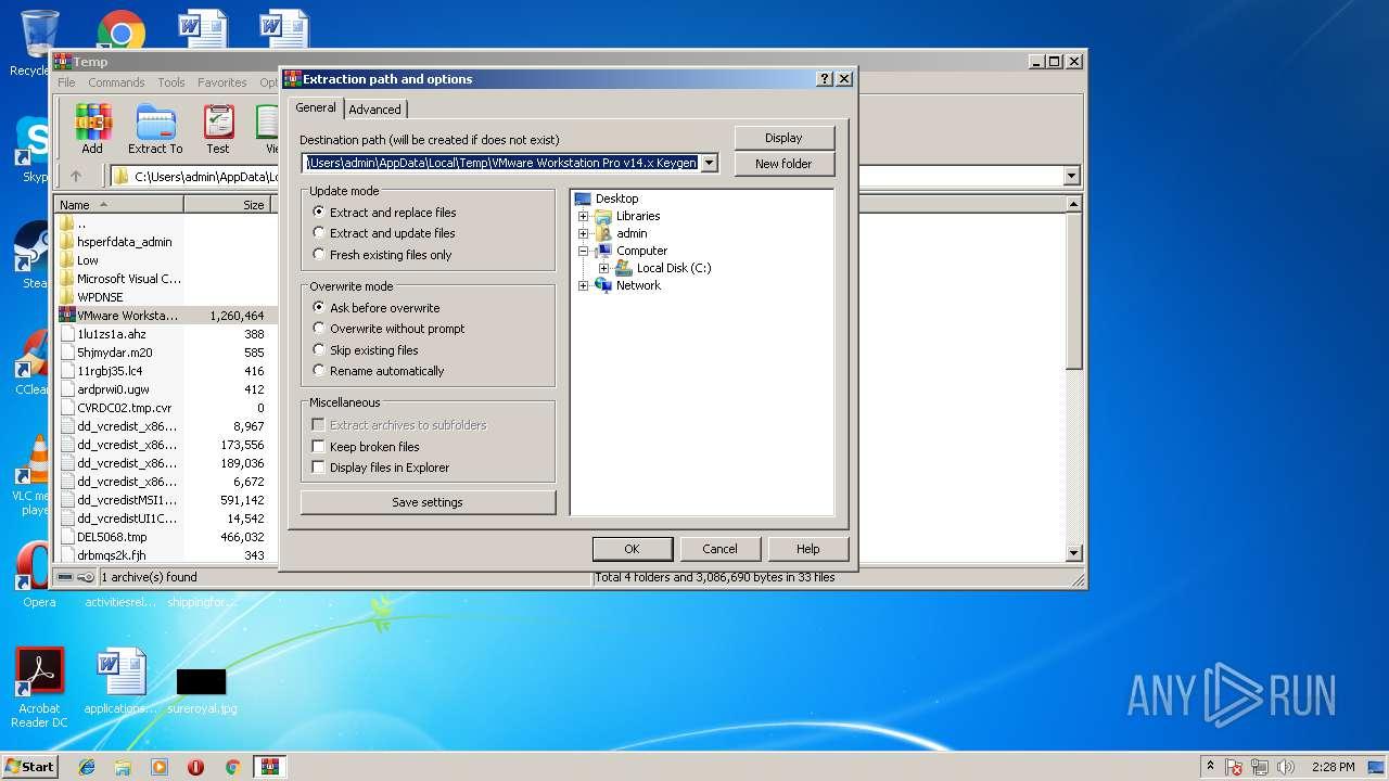 vmware workstation pro v14.x keygen