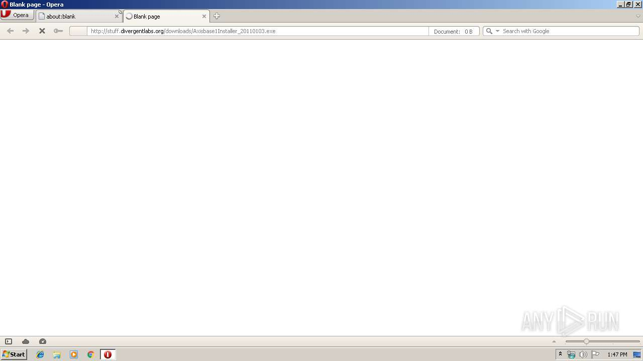 Screenshot of unknown taken from 30494 ms from task started