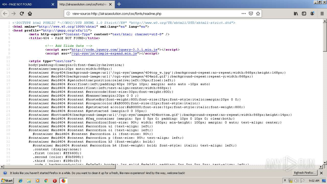 Screenshot of unknown taken from 78494 ms from task started