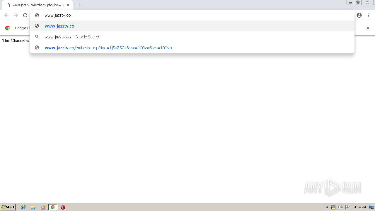 Screenshot of unknown taken from 30413 ms from task started
